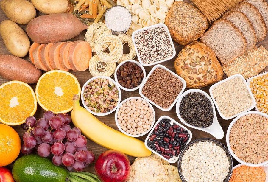 Qué le sucede a tu cuerpo con los carbohidratos