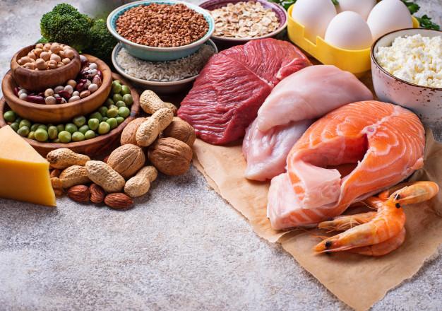 La importancia de la proteína en nuestro cuerpo